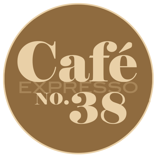 Cafe Epresso No.38 logo